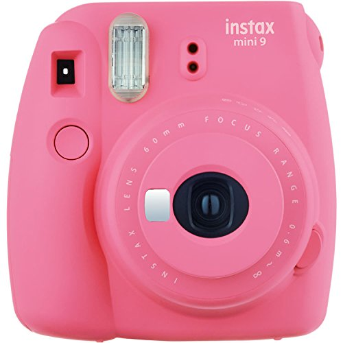 Fuji Film Instax 9 is a camera all kids would love for Christmas. Instantly take and see pictures and then post them on a real wall for a memmory collage of all their holiday fun.