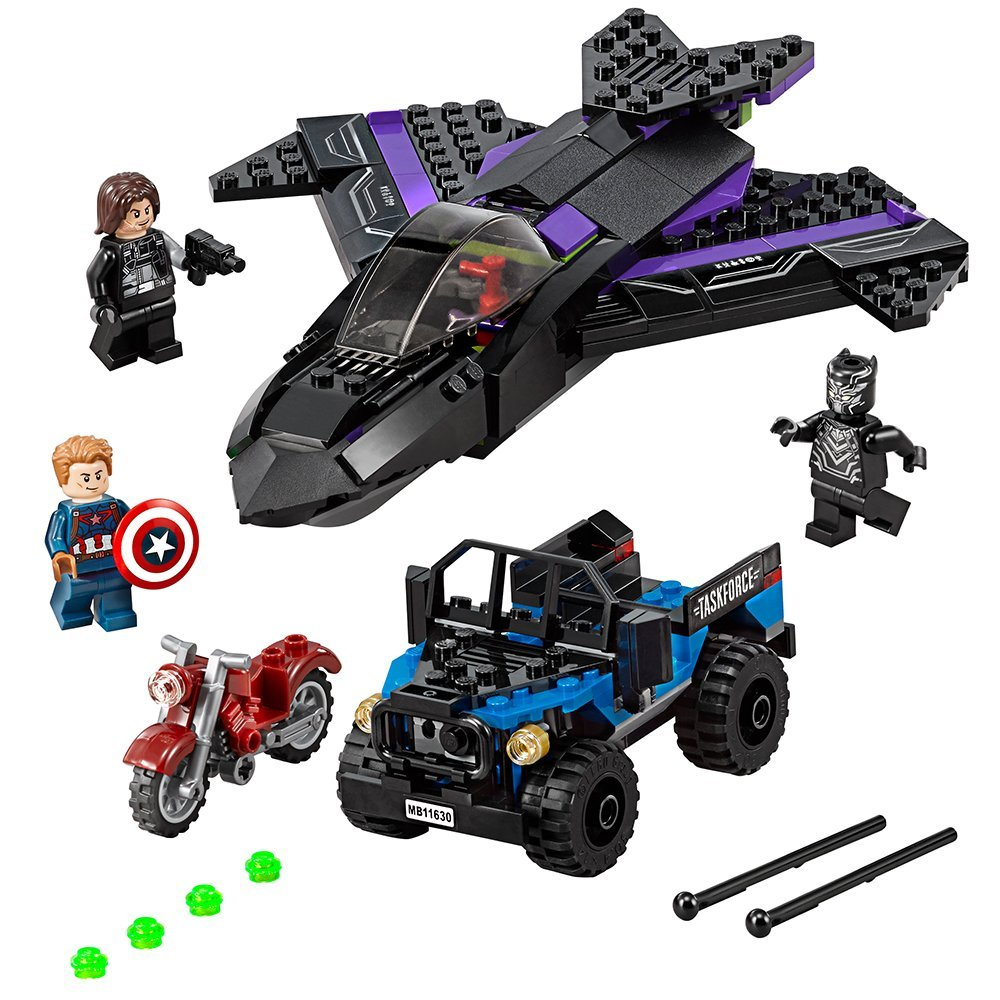 Check out this Marvels lego set for boys or girls