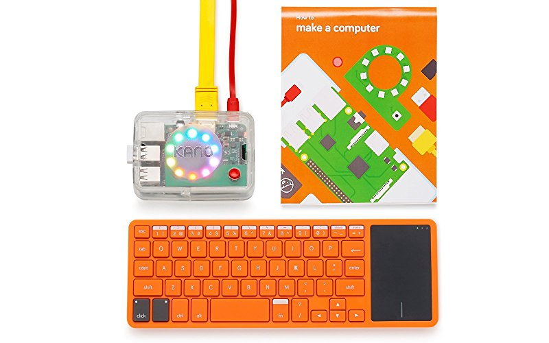 Do you have a budding techy child? Ignite your kids passion for coding this Christmas with this build-your-own computer kid. Through this interactive toy they will learn to code things like apps, games, music and more.