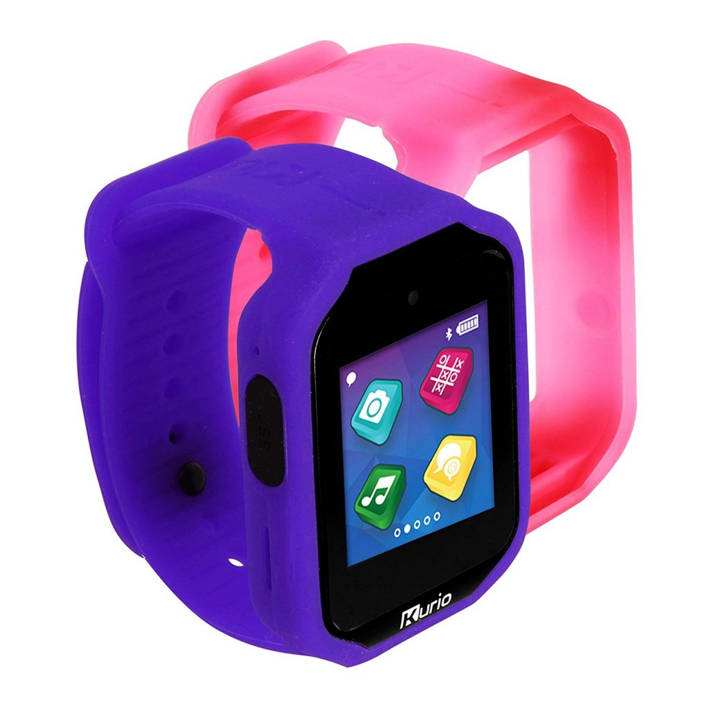 If you aren 't ready for your child to have a phone just yet, check out this smartwatch for kids with bluetooth capabilities. This Smartwatch has an activity tracker, calculator, camera, video recorder, games, messaging, and you can even make phone calls without a phone contract.