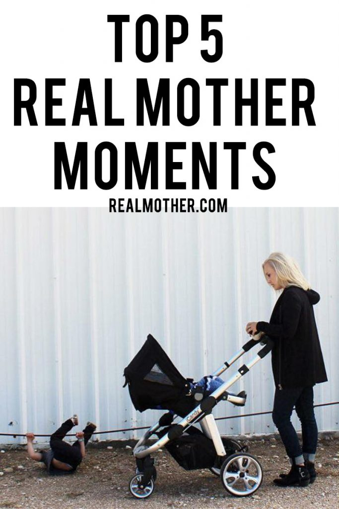 Funny stories from real mothers
