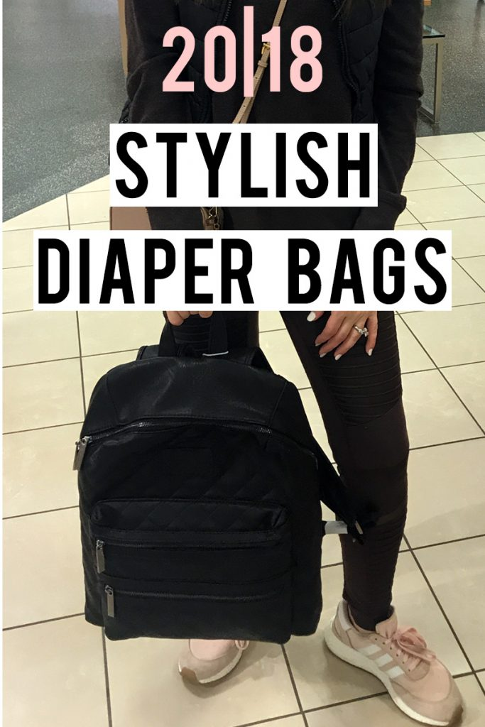 51d4da9bf9c6c 2018 stylish diaper bags that look like a purse. Something you would want to  wear
