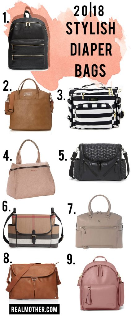75030d72eb9e7 9 Stylish Diaper Bags that don't look like diaper bags. So trendy you