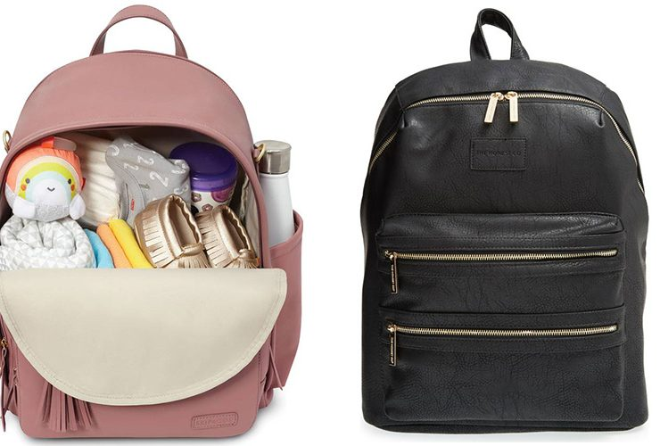 stylish diaper bags you are going to want to wear as a purse